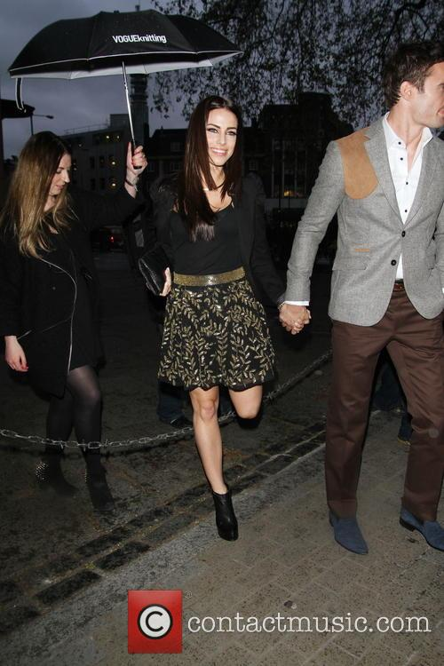 Jessica Lowndes and Thom Evans 3