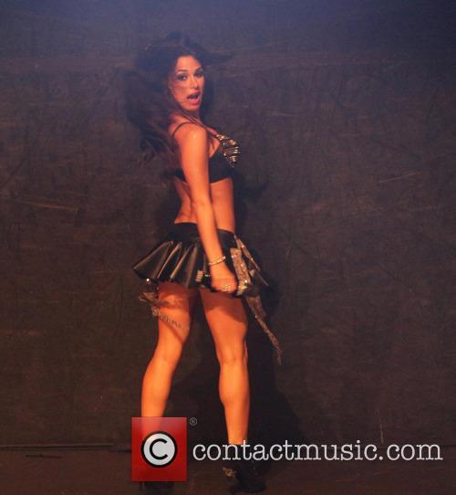 Nicki Minaj and Ellenie Galestian 11