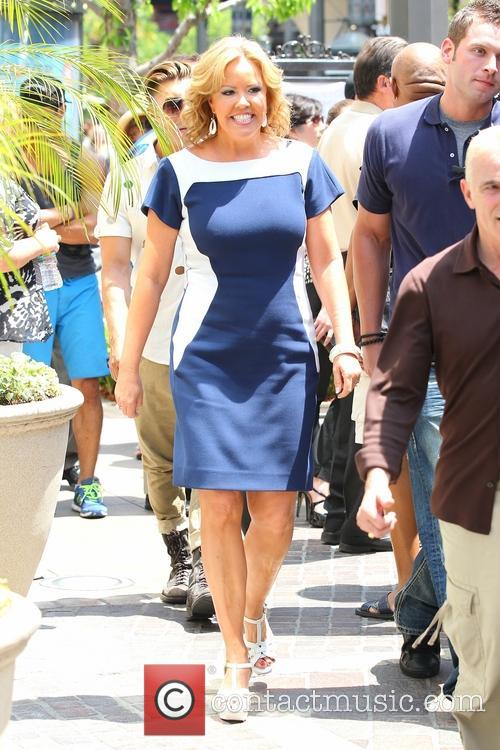 mary murphy extra celebs at the grove 3656326