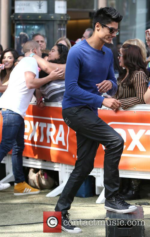 Max George and Siva Kaneswaran 6