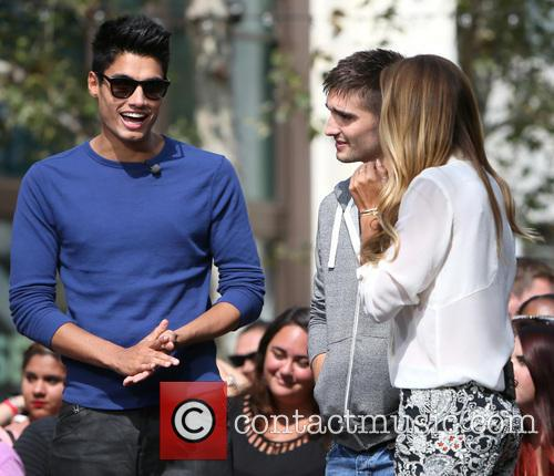 Siva Kaneswaran, Tom Parker and Renee Bargh 5