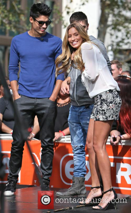 Siva Kaneswaran, Tom Parker and Renee Bargh 10