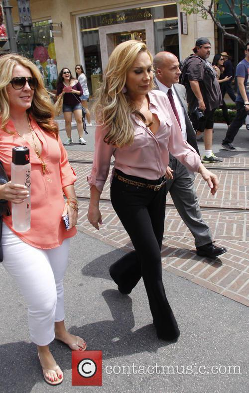 adrienne maloof celebrities on extra 3654937