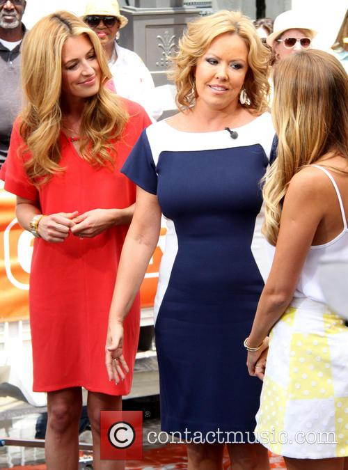 Cat Deeley and Mary Murphy 3