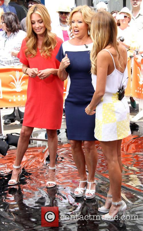 Cat Deeley and Mary Murphy 1