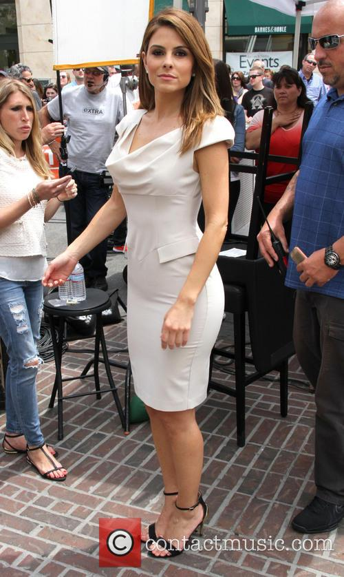 maria menounos celebrities appear on entertainment news 3655197