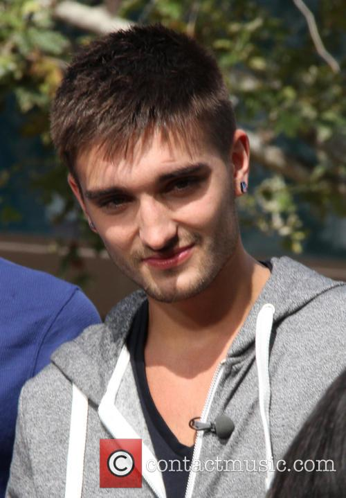 Siva Kaneswaran, Tom Parker and The Wanted 1