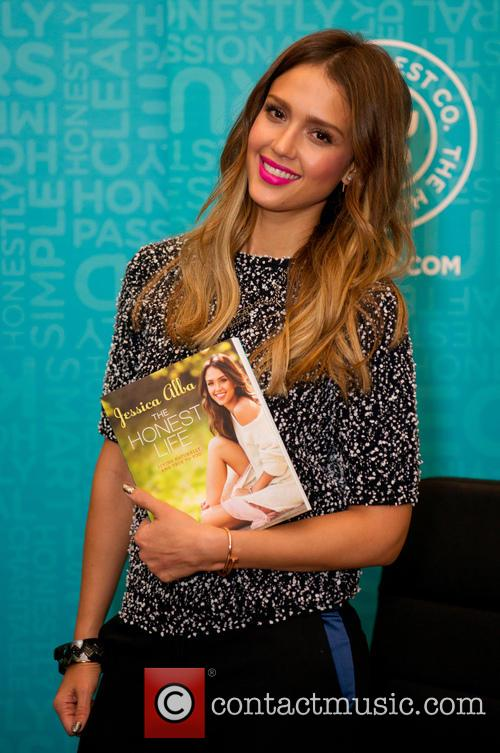 Jessica Alba The Honest Life Book