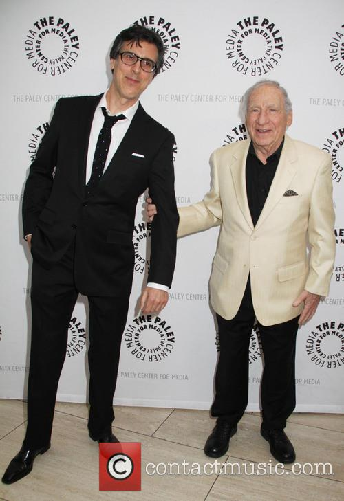 Mel Brooks and Robert Trachtenberg 4