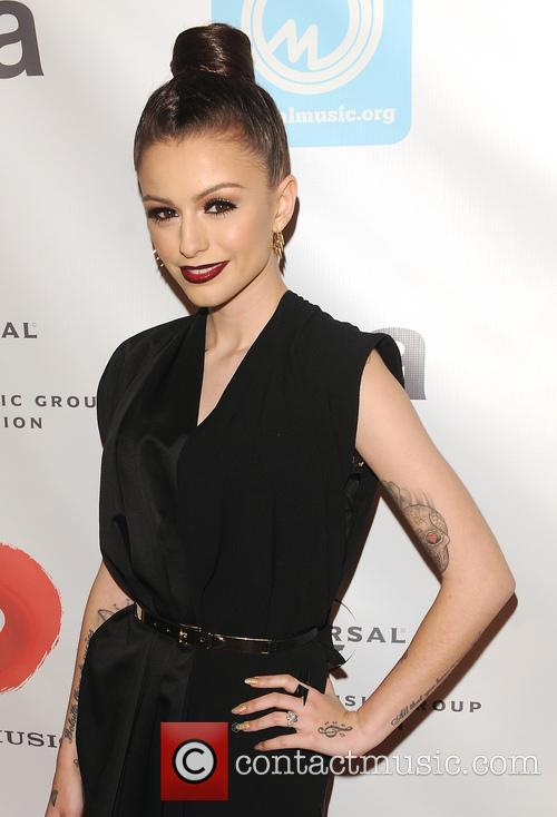 Cher Lloyd,  HYATT REGENCY CENTURY CITY PLAZA HOTEL