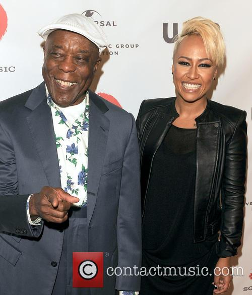 Buddy Guy and Emeli Sande 4