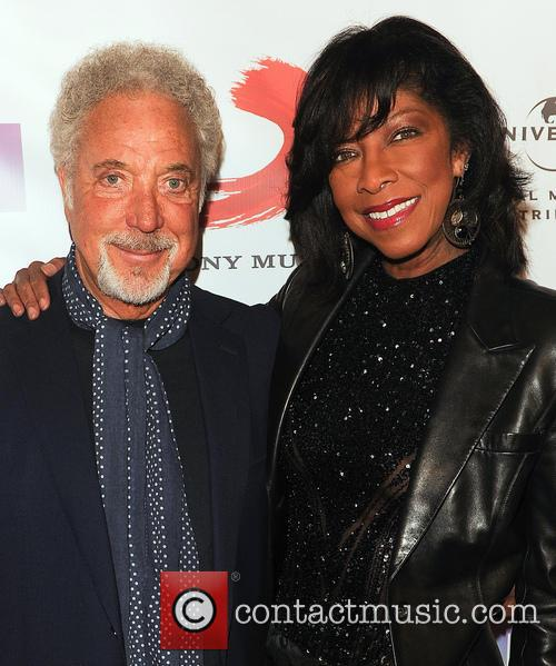 Tom Jones and Natalie Cole 4