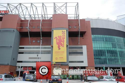 Old Trafford Stadium 3