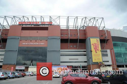 Old Trafford Stadium 4