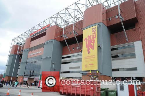 Old Trafford Stadium 5