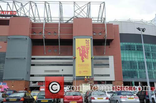 Old Trafford Stadium 6