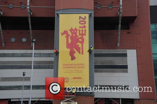 Old Trafford Stadium 7