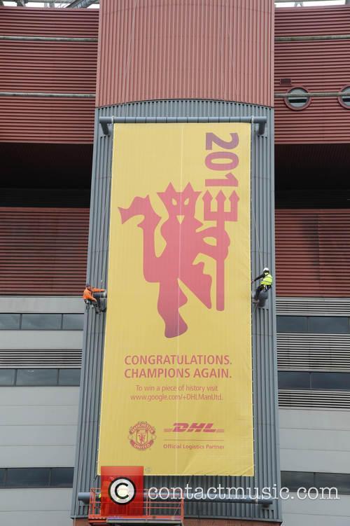 Old Trafford Stadium 10