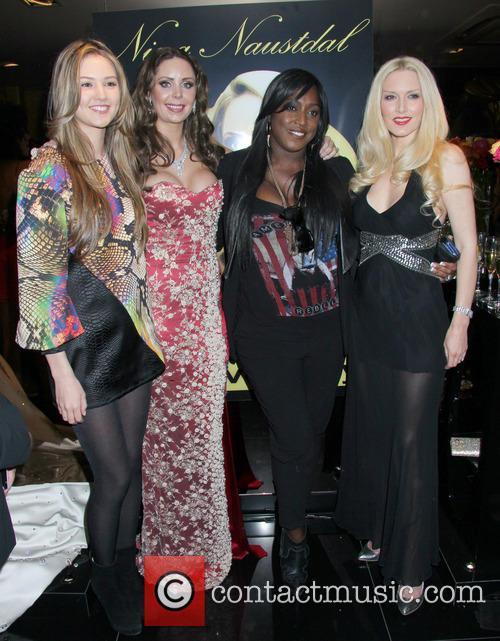 Layla Young, Nina Naustdal, Mica Paris and Emma Noble 5