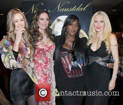 Layla Young, Nina Naustdal, Mica Paris and Emma Noble 7
