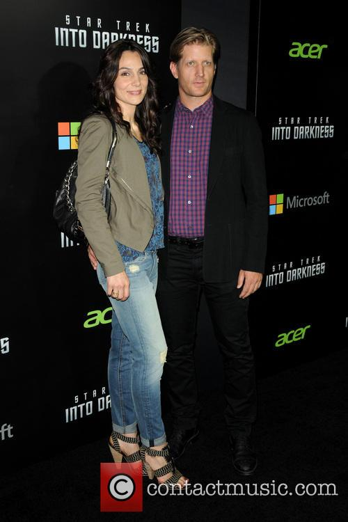 Annie Parisse and Paul Sparks 2