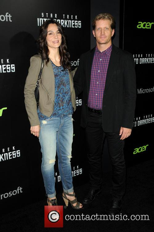 Annie Parisse and Paul Sparks 7
