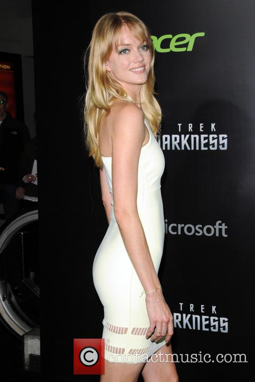 Star Trek and Lindsay Ellingson 11