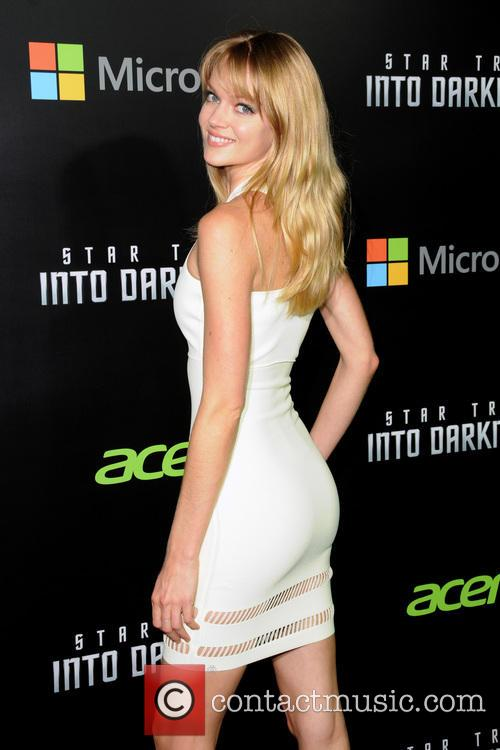 Star Trek and Lindsay Ellingson 1