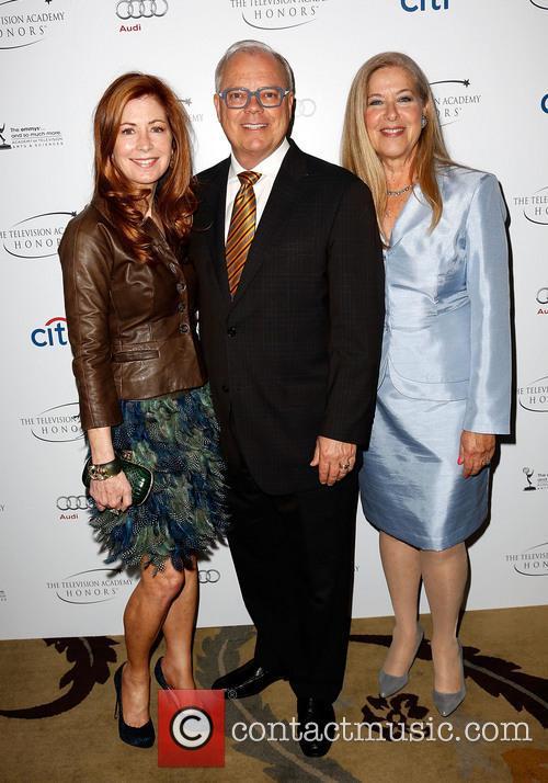 Dana Delany, John Schaftner and Lynn Roth 3