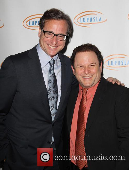 Bob Saget and Jason Alexander 5