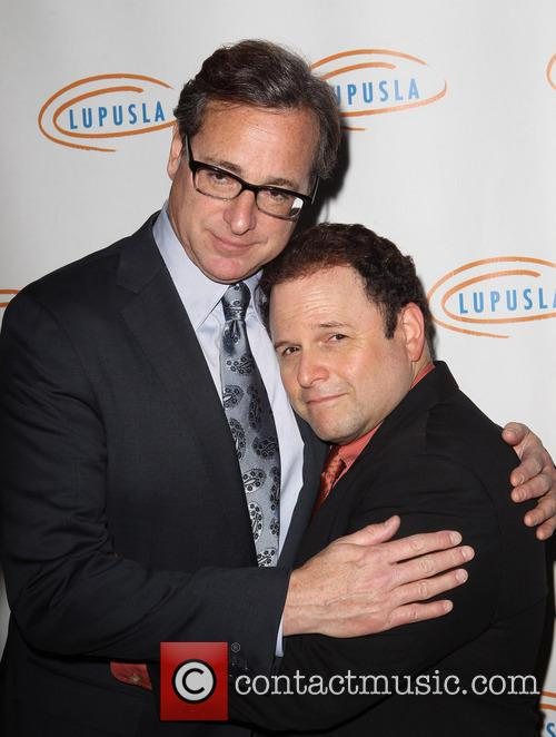 Bob Saget and Jason Alexander 6