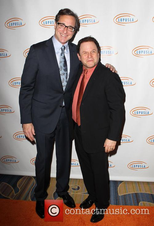 Bob Saget and Jason Alexander 1