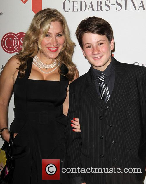 Lisa Ann Walter and Spencer Walter 8
