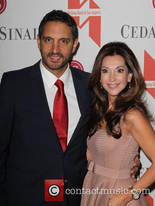Mauricio Umansky and Lea Porter 1
