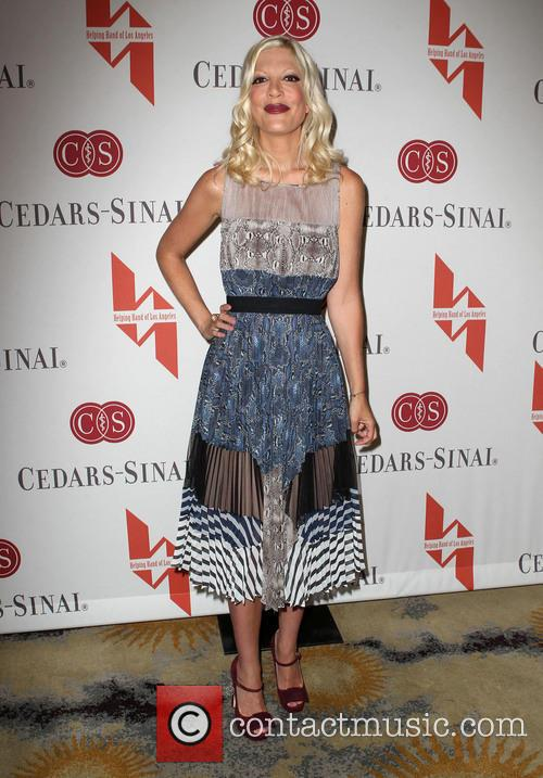 Tori Spelling, THE BEVERLY HILLS HOTEL