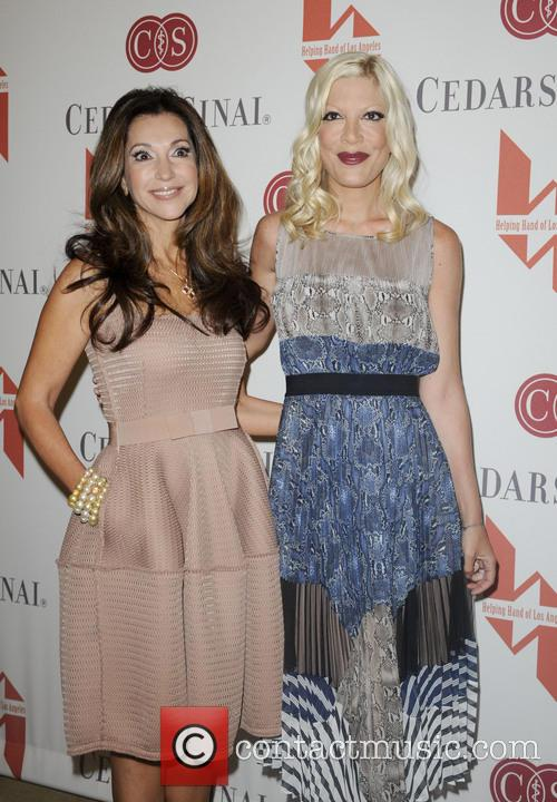 lea porter tori spelling mothers day luncheon 3656540