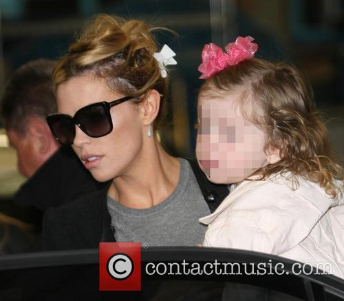 Abbey Clancy, Abbey Crouch, Abigail Clancy, Abigail Crouch and Sophia Crouch 2