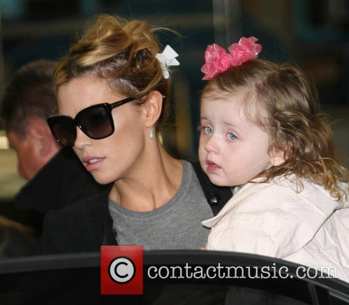 Abbey Clancy, Abbey Crouch, Abigail Clancy, Abigail Crouch and Sophia Crouch 1