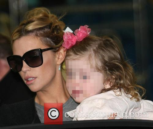Abbey Clancy, Abbey Crouch, Abigail Clancy, Abigail Crouch and Sophia Crouch 6