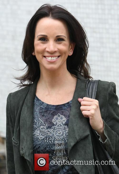 andrea mclean celebs at itv 3655967