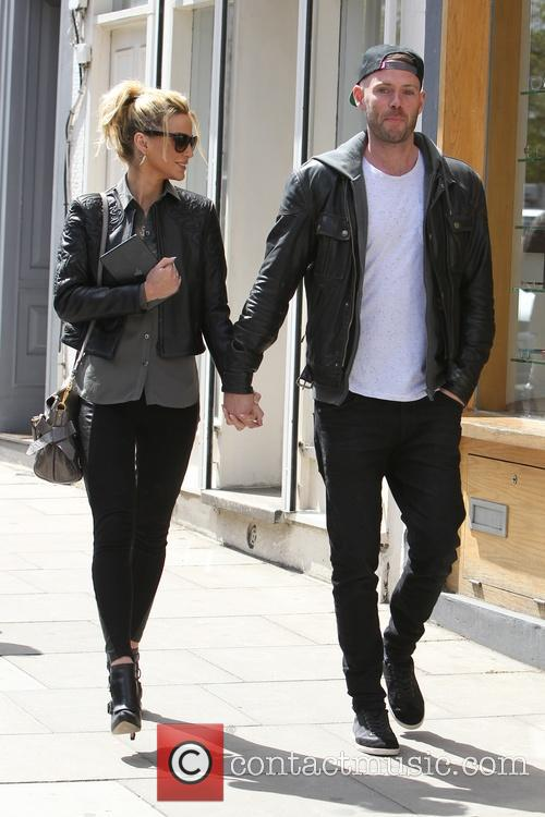 Sarah Harding and Mark Foster 2
