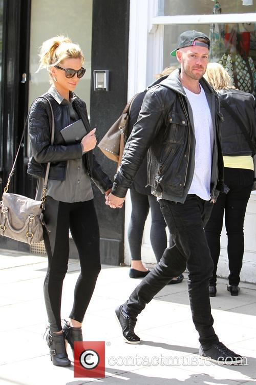 Sarah Harding and Mark Foster 4