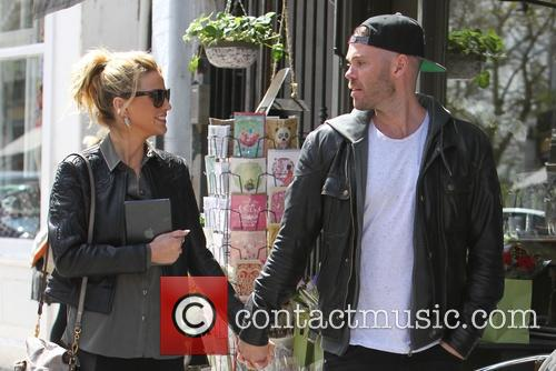 Sarah Harding and Mark Foster 6