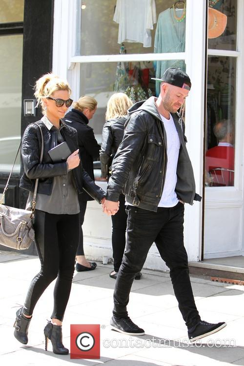 Sarah Harding and Mark Foster 7