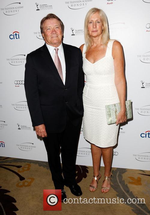 Steve Kroft and Jenny Kroft 2