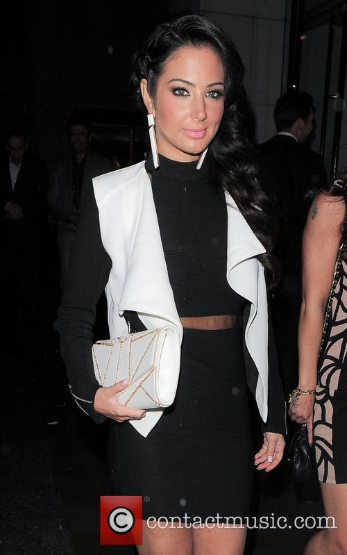 tulisa contostavlos tulisa contostavlos seen out for 3656570
