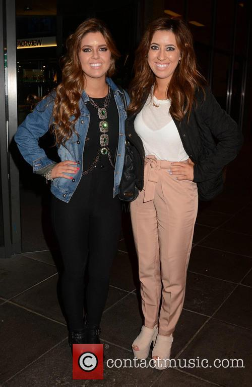 Bonnie Ryan and Lottie Ryan