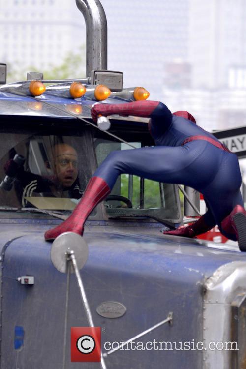 Paul Giamatti Spider Man