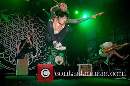 Bring Me The Horizon and Oli Sykes 10
