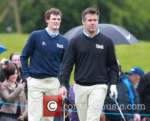 Kenny Logan and Jamie Murray 3